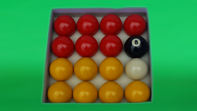 Pool table accessories balls triangles cushions more for Affordable pools and supplies