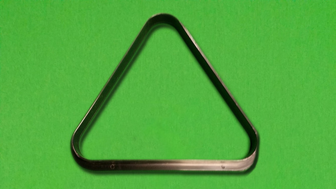 Pool Table Triangles for sale