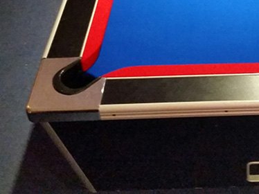 Pool table pocket liners for sale