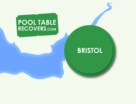 Pool Table Recovering in Bristol