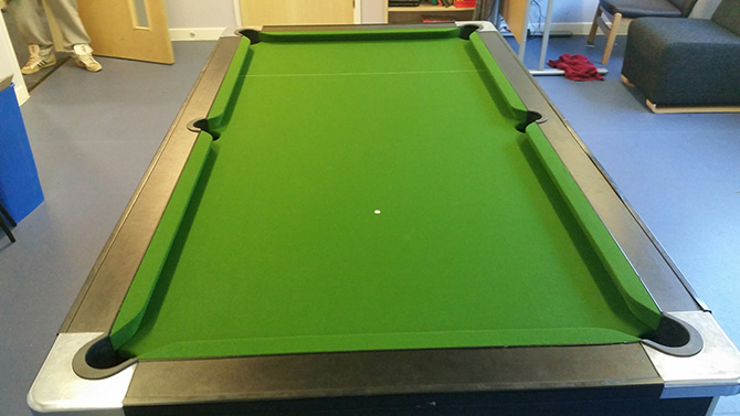 Pool table repairs recovers recovering