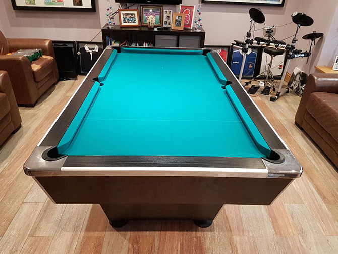 Reliable Pool Table Recovering