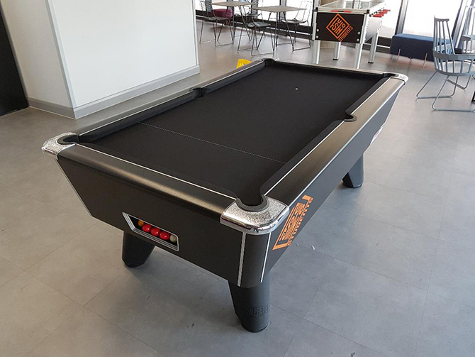 Supreme Winner Pool Table Recovering