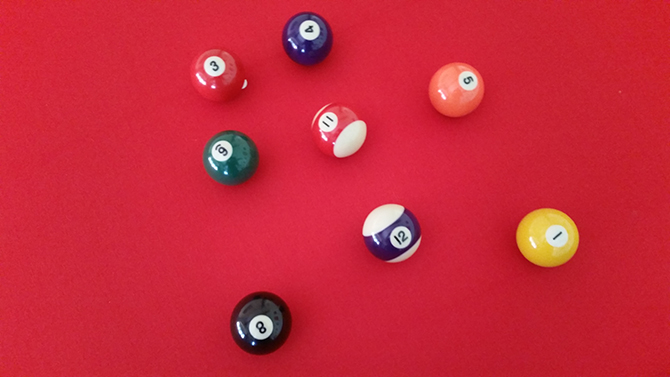 Pool table accessories for sale South Wales